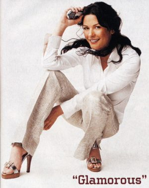 Zeta Jones - Magazine