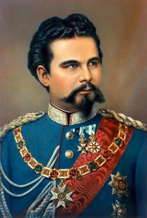 King Ludwig II. von Bayern (From Photo CD)