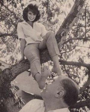 Sophie Loren - Hitchcock
